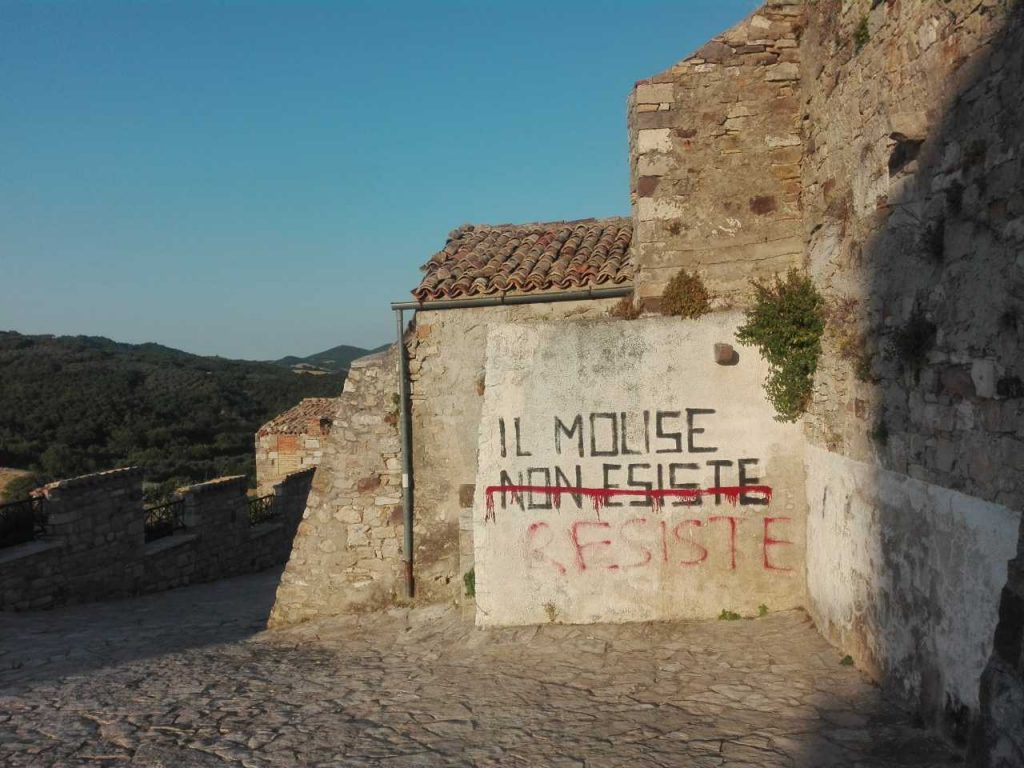 Murales Molise esiste