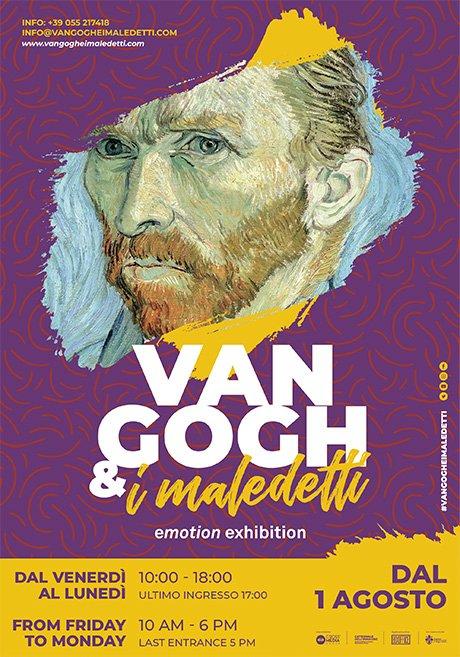 Mostra Vang Gogh e i maledetti