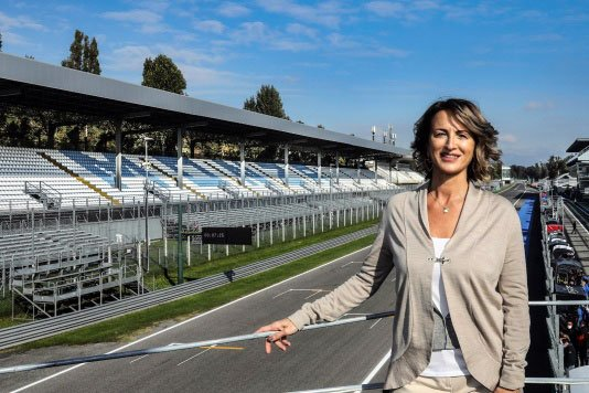 Alessandra-Zinno-circuito-Monza
