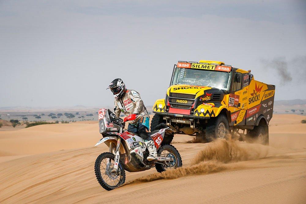 Franco Picco Dakar2021