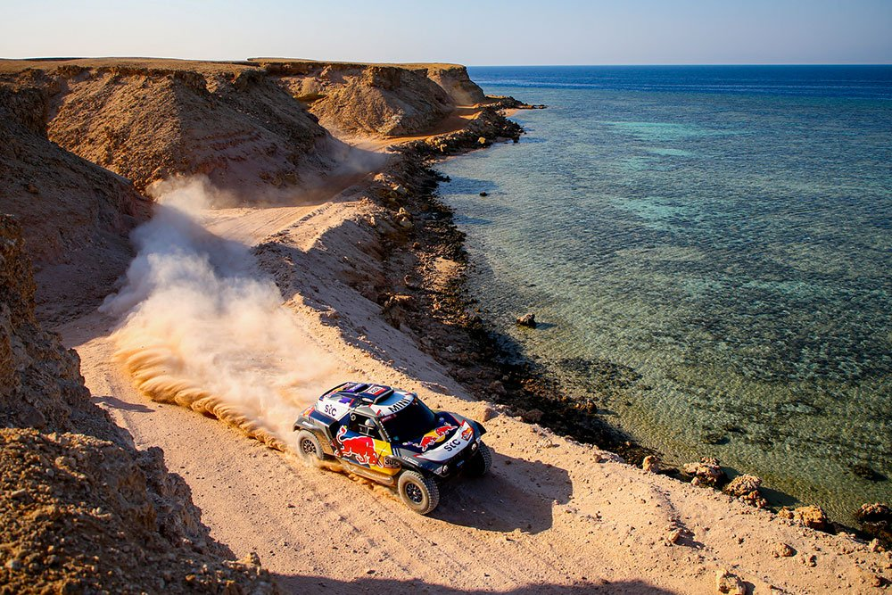 Stephane Peterhansel Dakar2021