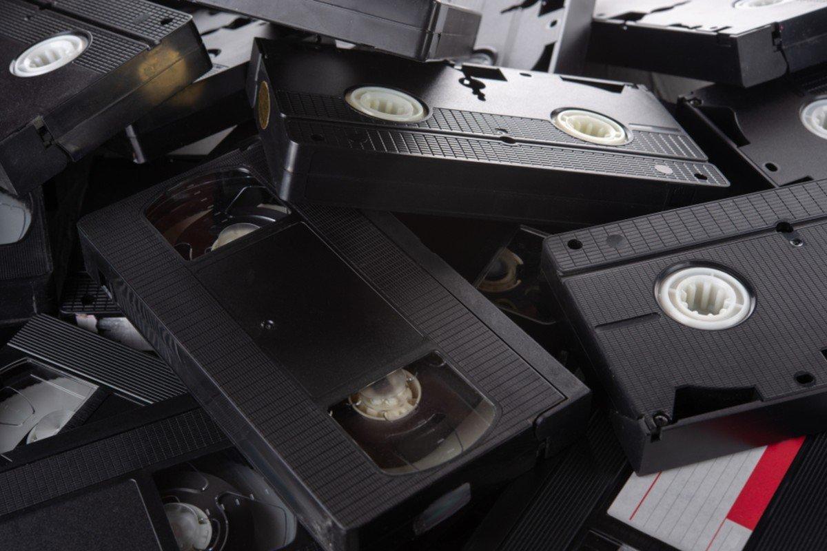 videocassette-vintage-per-un-arredamento-sostenibile