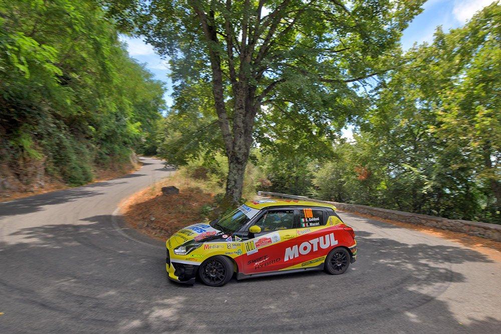 Suzuki Cup Rally 2021