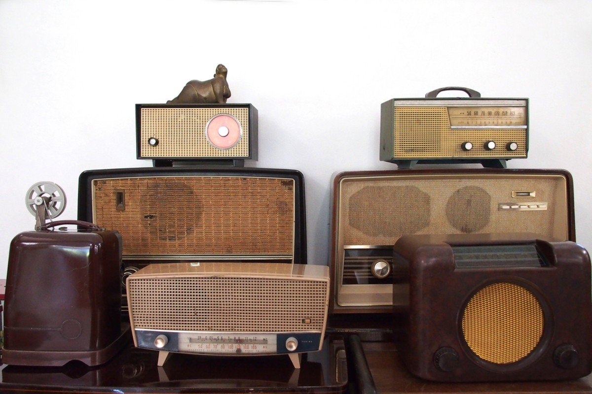 radio antiche