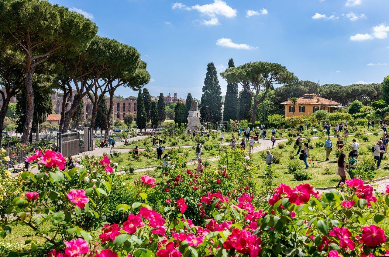 Roma, Roseto Comunale