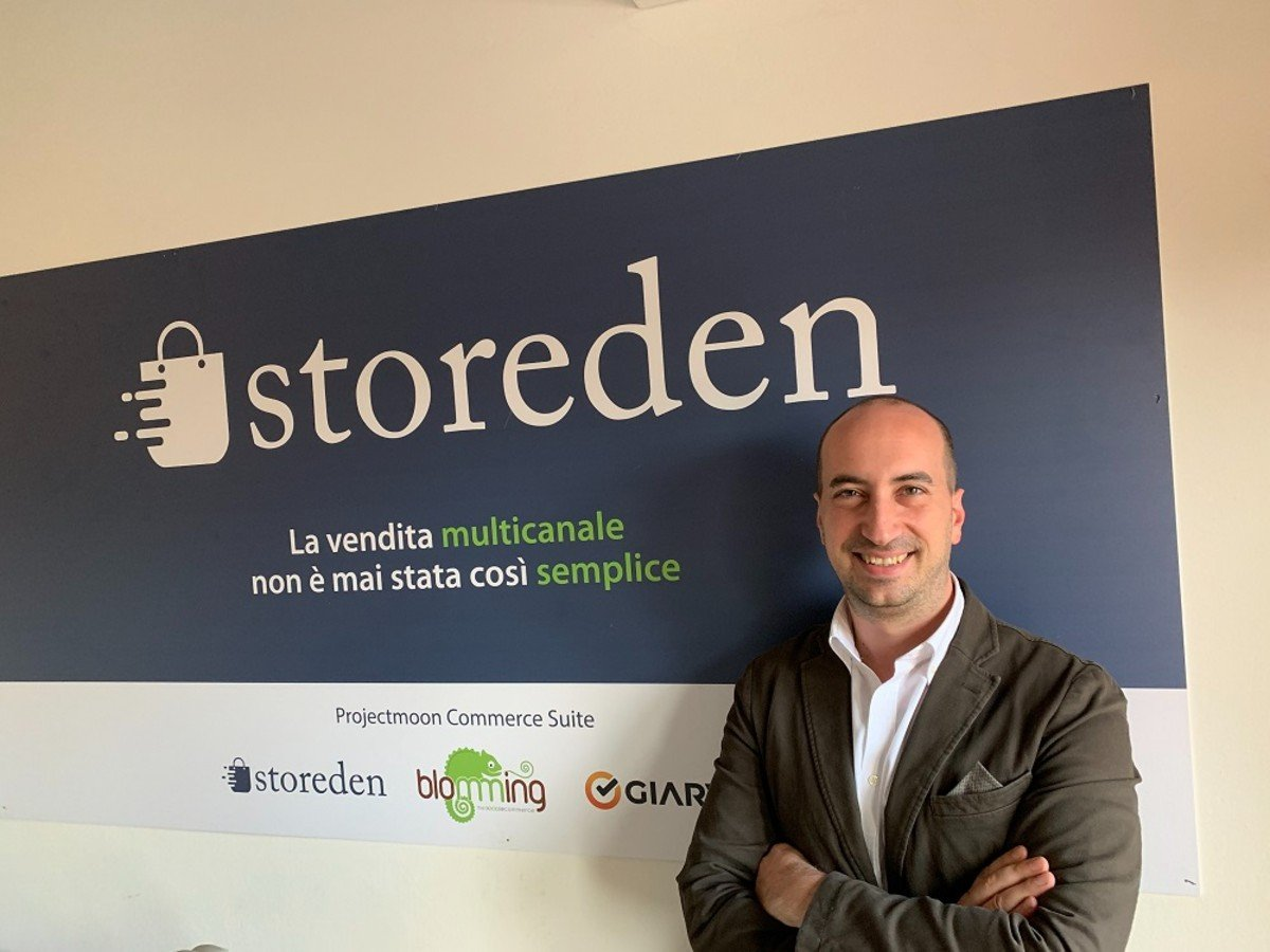 Marco Orseoli Partner Manager Storeden