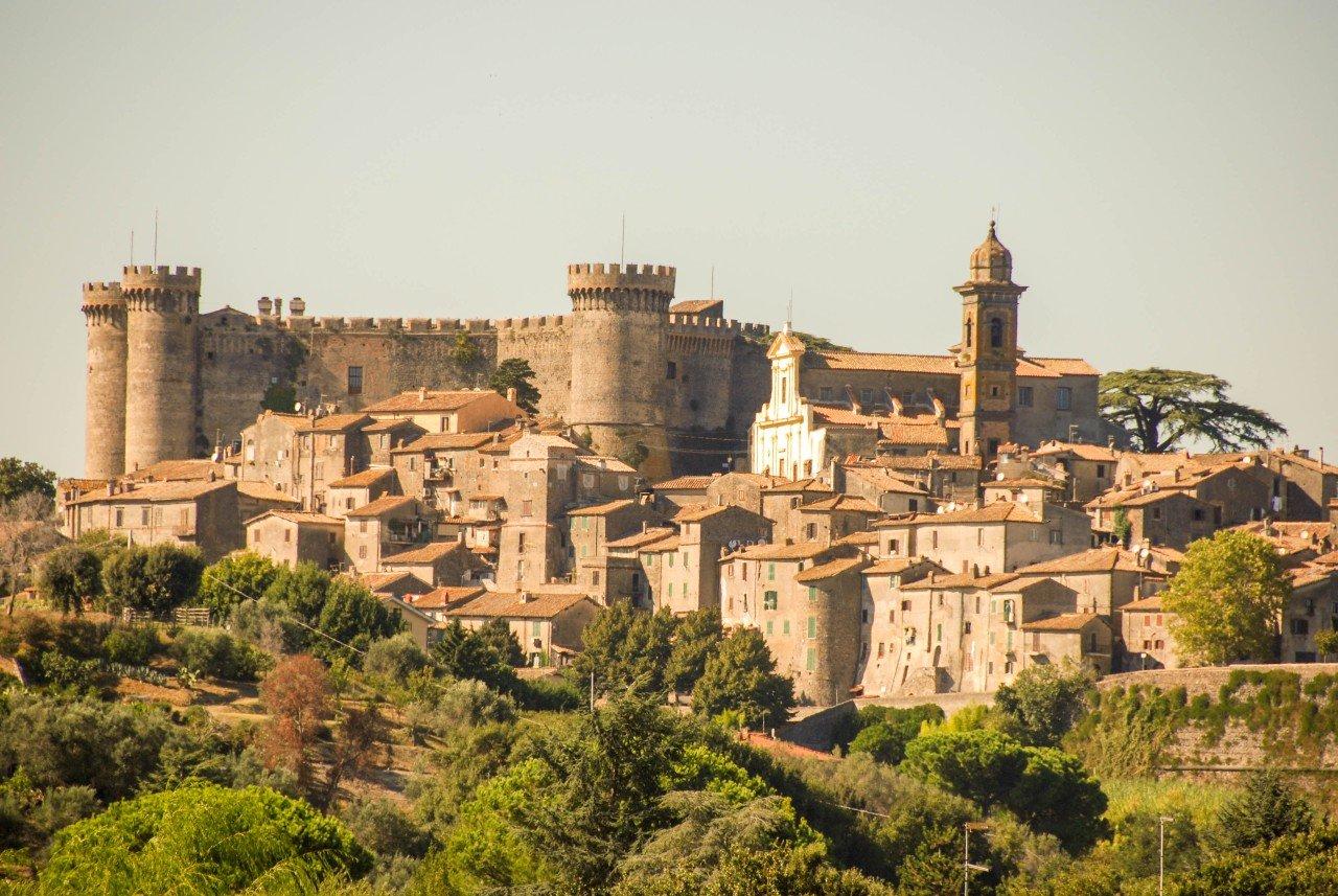 Bracciano, Castello Odescalchi