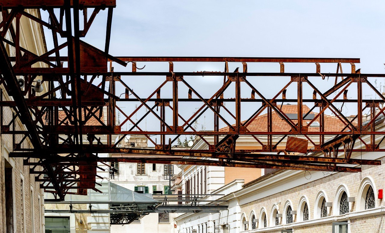 Roma, Testaccio. Ex Mattatoio