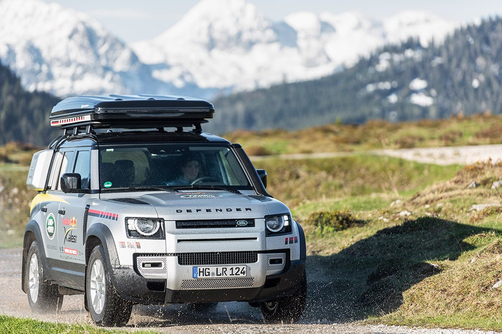 Land Rover Red Bull X Alps