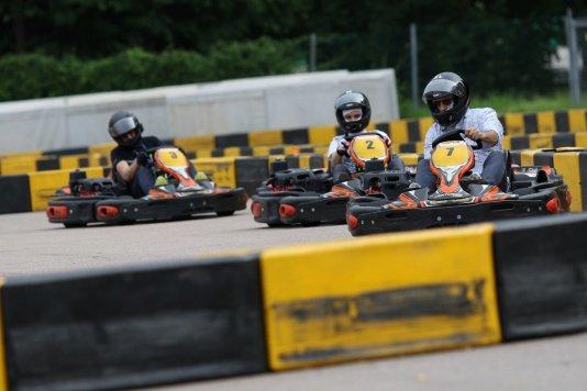 Pista kart autodromo Monza