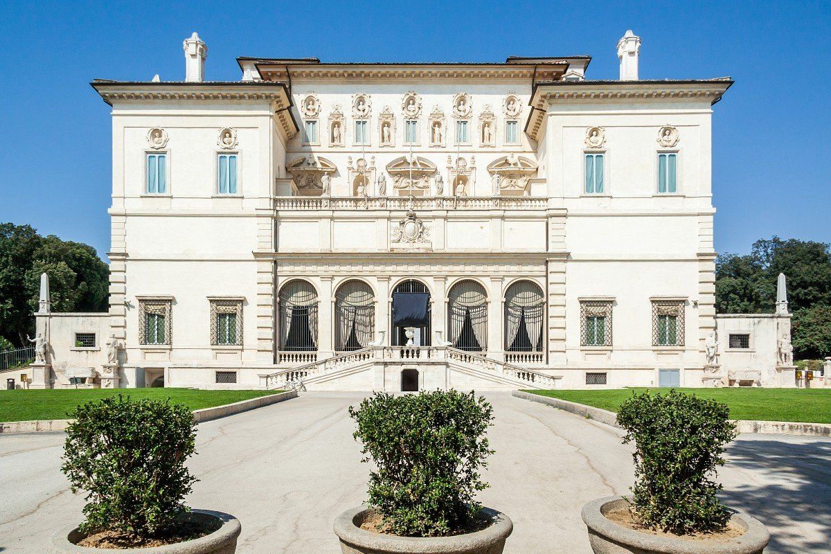 Roma, Galleria Borghese