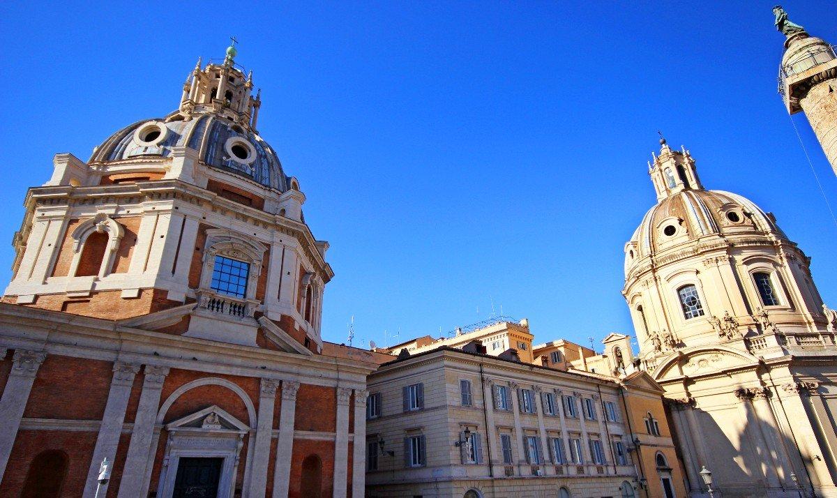 Roma, Palazzo Valentini. All'interno le domus romane