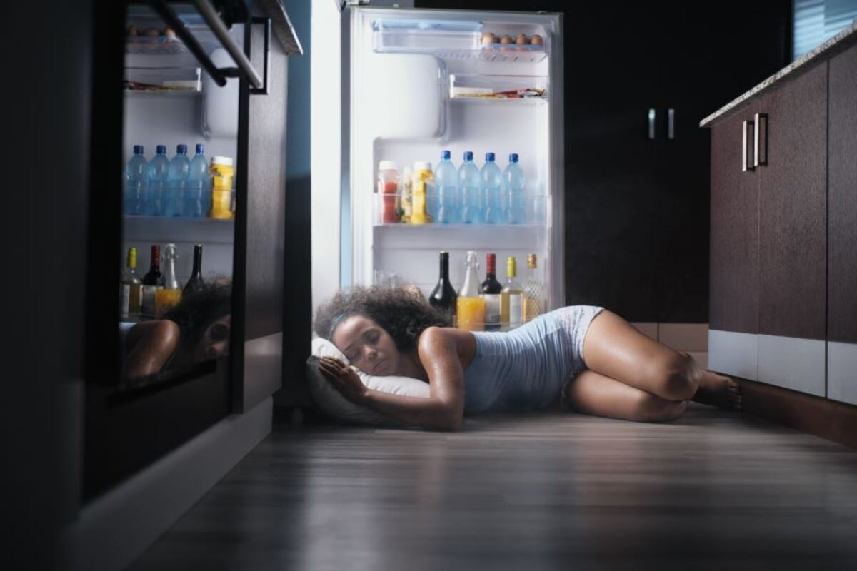 Come dormire con il caldo
