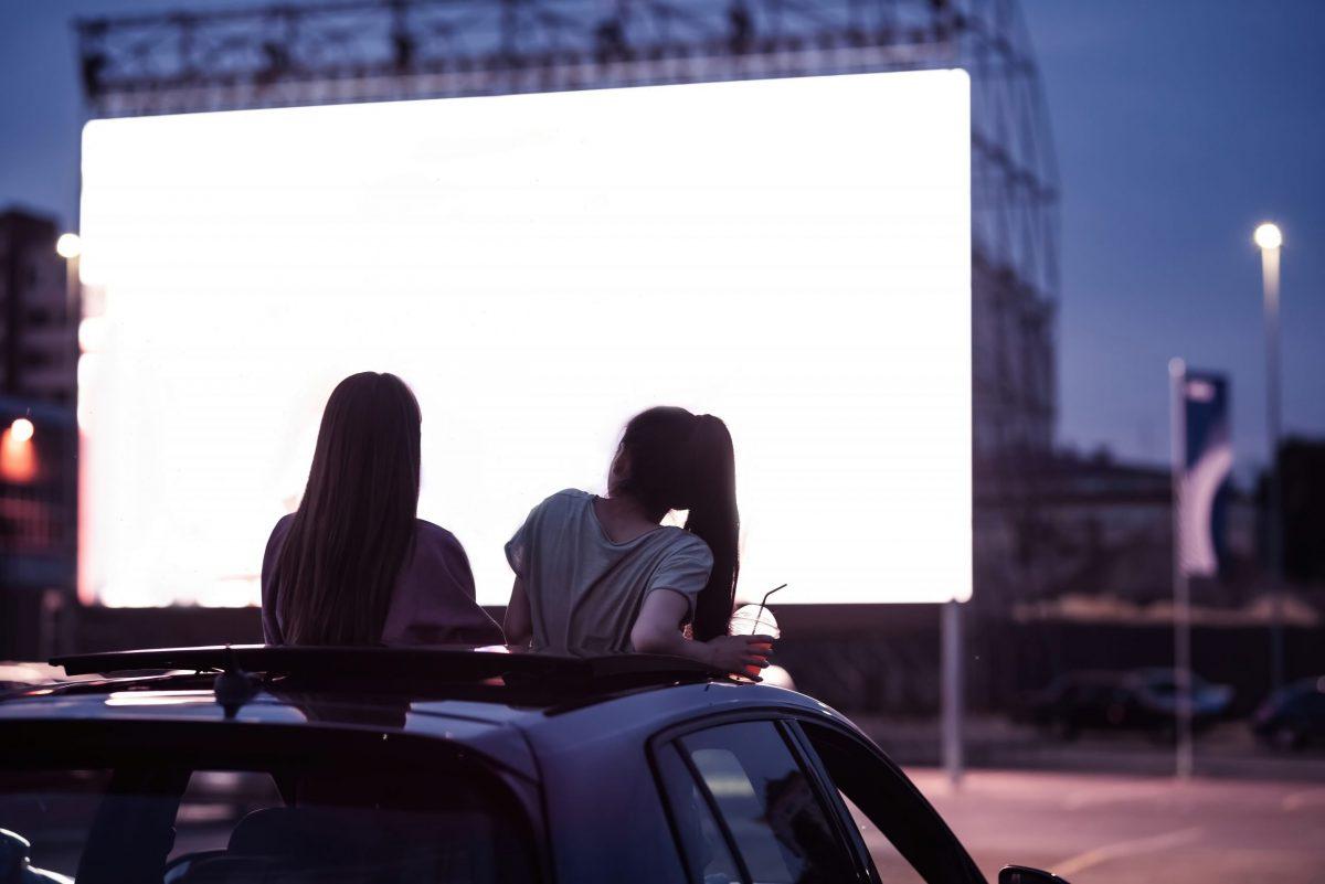 cinema estivo
