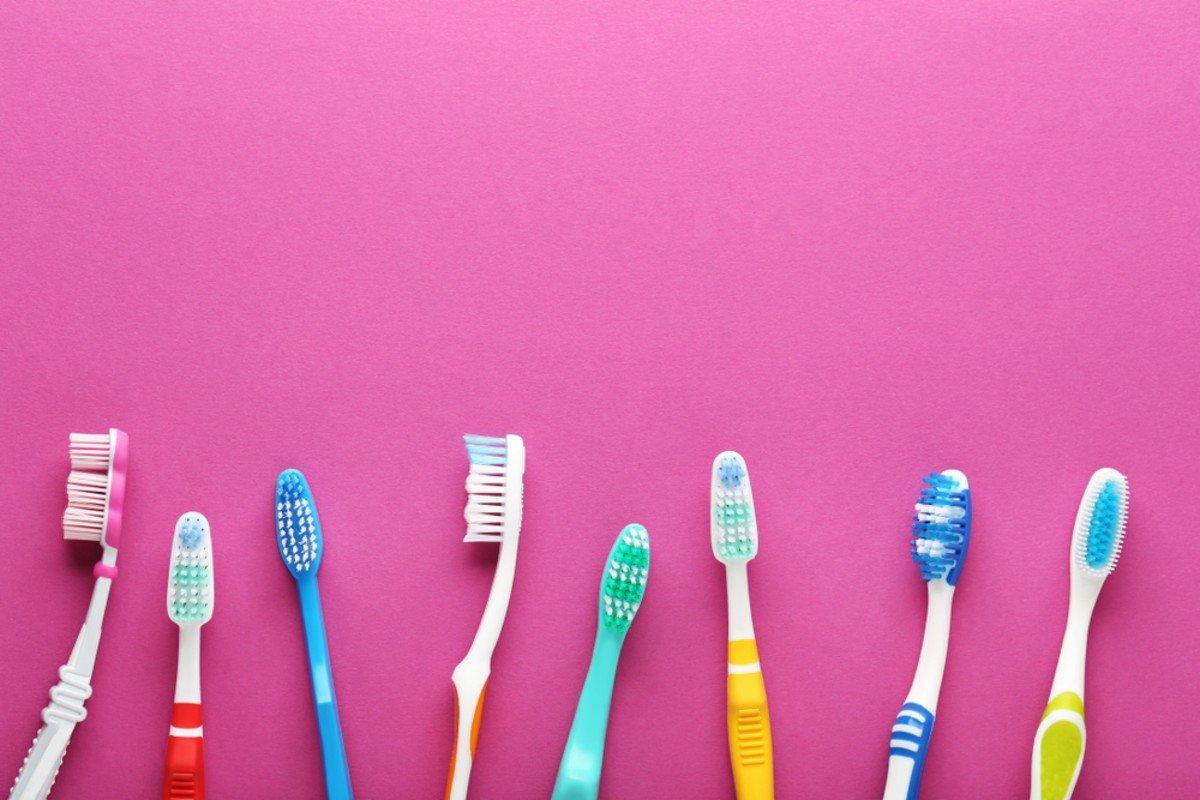 spazzolini usati