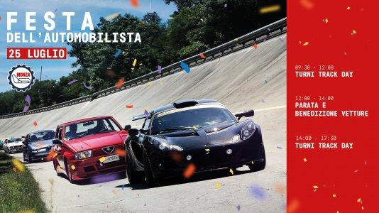 Monza festa automobilista